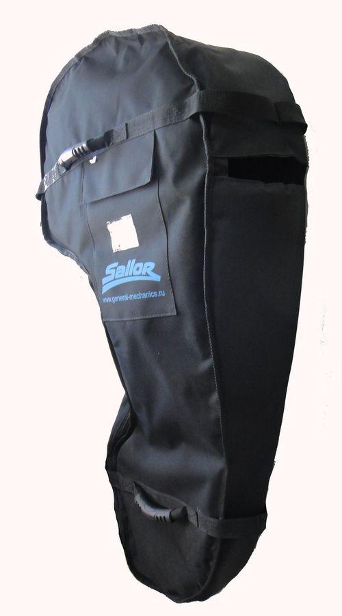 Чехол-сумка для переноски и транспортировки лодочного мотора Sailor 5.0.